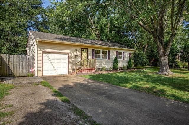 409 Samuelson Ct, Hampton, VA 23605 (MLS #10339474) :: AtCoastal Realty