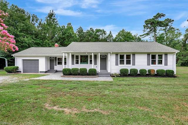 11120 Smiths Neck Rd, Isle of Wight County, VA 23314 (#10339475) :: The Kris Weaver Real Estate Team