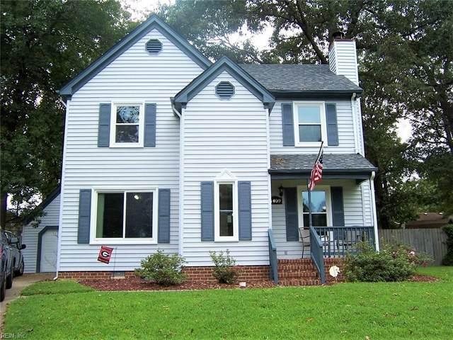 4409 Breezewood Ct, Portsmouth, VA 23703 (#10339482) :: The Kris Weaver Real Estate Team