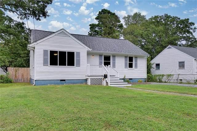 2024 E Nine Mile Rd, Henrico County, VA 23150 (#10339509) :: Abbitt Realty Co.