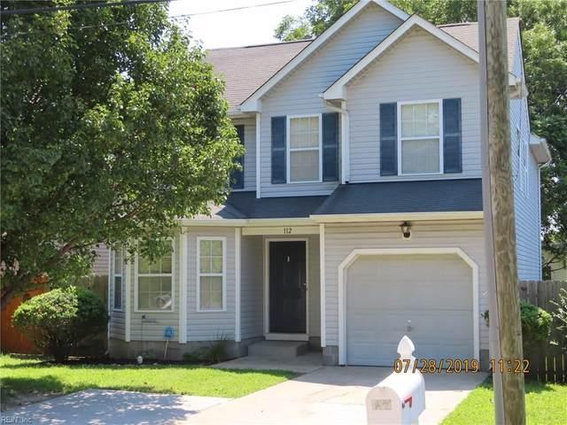 112 Hinton Ave, Chesapeake, VA 23323 (#10339520) :: Gold Team VA