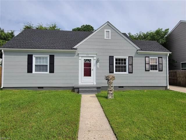 526 Hyde Park Rd, Norfolk, VA 23503 (#10339546) :: Gold Team VA