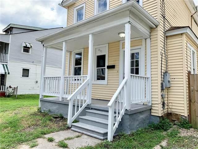 817 A Ave, Norfolk, VA 23504 (#10339584) :: Avalon Real Estate