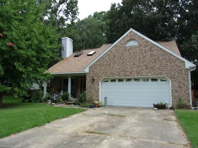 206 Blackberry Bnd, York County, VA 23693 (#10339601) :: Austin James Realty LLC