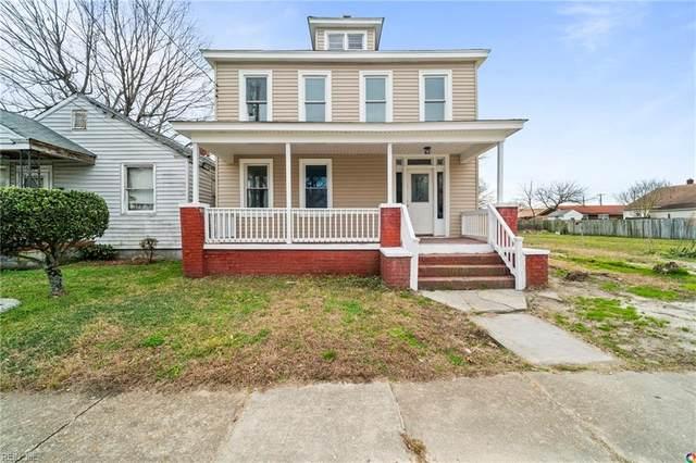 1016 31st St, Newport News, VA 23607 (#10339628) :: Encompass Real Estate Solutions