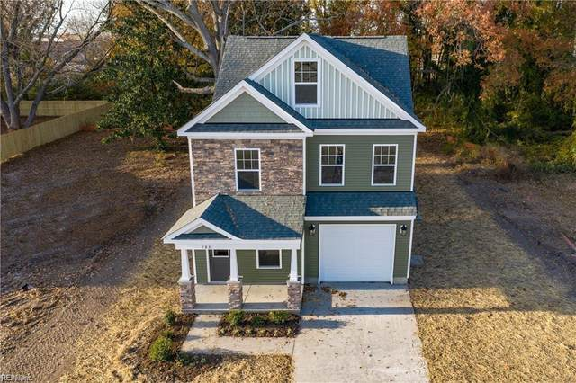 3215 Seaford Rd, York County, VA 23696 (#10339633) :: Abbitt Realty Co.