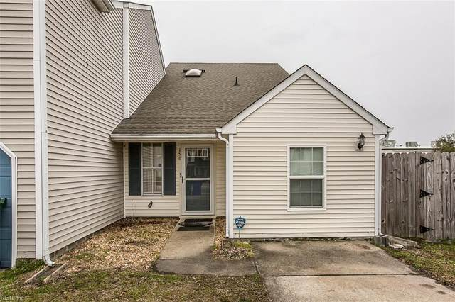 156 Wexford Dr E, Suffolk, VA 23434 (#10339725) :: RE/MAX Central Realty