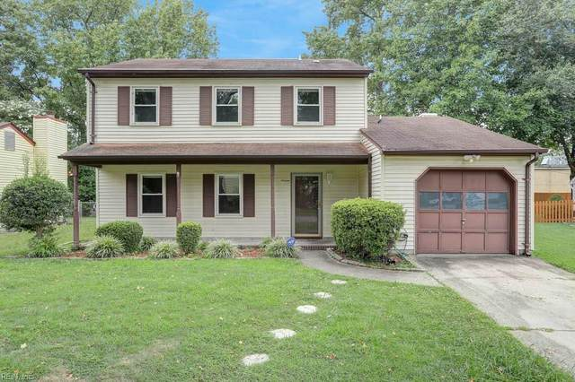 16 Wreck Shoal Dr, Newport News, VA 23606 (#10339733) :: Rocket Real Estate