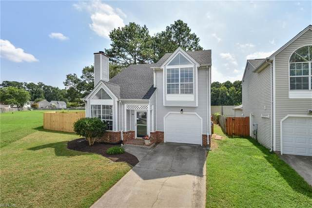 458 Wrenn Cir, Newport News, VA 23608 (#10339736) :: Encompass Real Estate Solutions