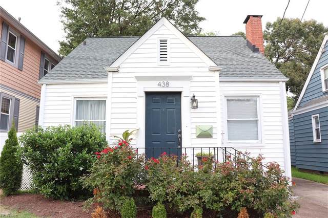 438 New York Ave, Norfolk, VA 23508 (#10339790) :: Berkshire Hathaway HomeServices Towne Realty
