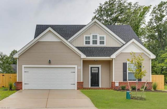25277 Kelsie St, Isle of Wight County, VA 23487 (#10339813) :: Encompass Real Estate Solutions