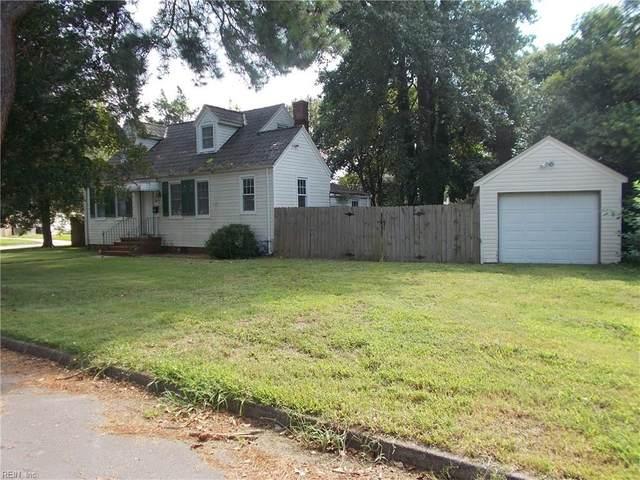 34 Irwin St, Portsmouth, VA 23702 (#10339821) :: AMW Real Estate
