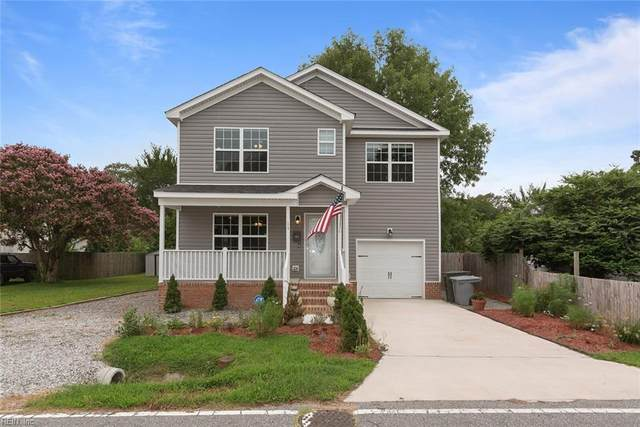 11 Bland St, Hampton, VA 23669 (#10339892) :: Gold Team VA
