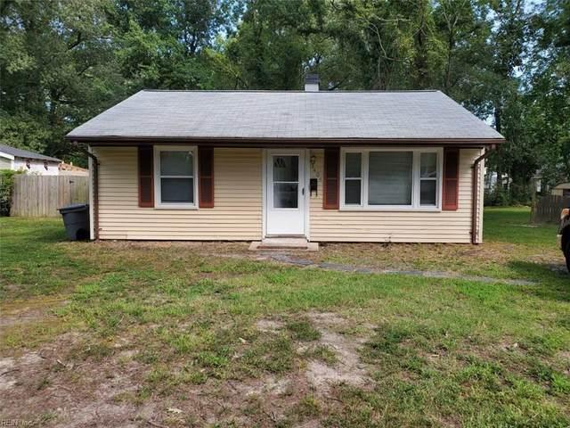 404 Calvert St, Hampton, VA 23669 (#10339907) :: Momentum Real Estate
