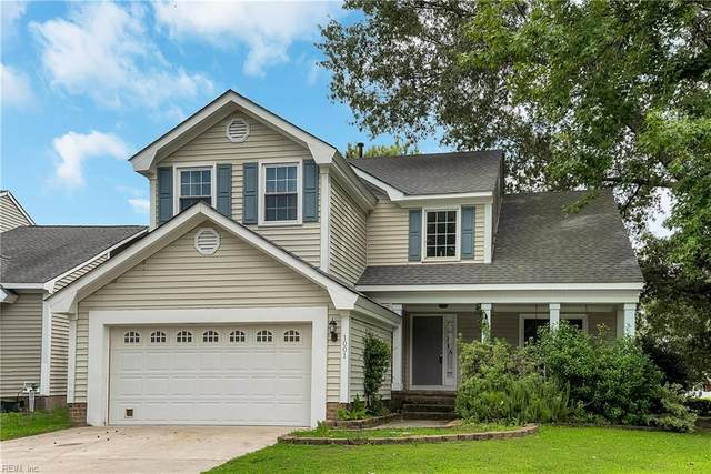 1001 Woodsmans Rch, Chesapeake, VA 23320 (MLS #10339909) :: AtCoastal Realty