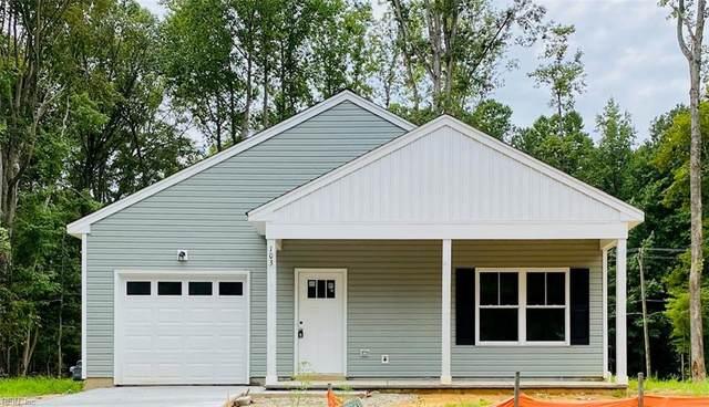 103 Barham Blvd, York County, VA 23690 (#10339911) :: Encompass Real Estate Solutions