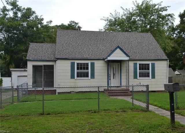 25 Maurice Ave, Portsmouth, VA 23701 (#10340053) :: Austin James Realty LLC