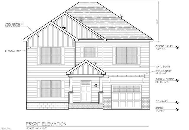 1106 Hatton St, Norfolk, VA 23523 (#10340070) :: Encompass Real Estate Solutions