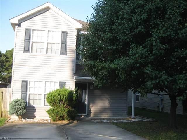 2119 Weber Ave, Chesapeake, VA 23320 (#10340071) :: Kristie Weaver, REALTOR