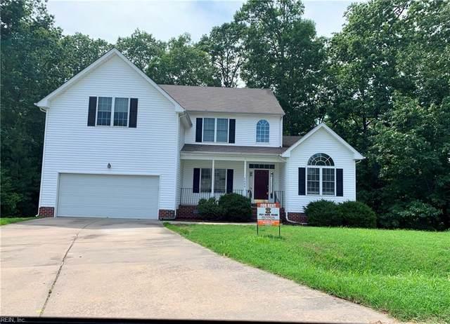 5605 Leslie Faye Overlook, James City County, VA 23188 (#10340093) :: AMW Real Estate