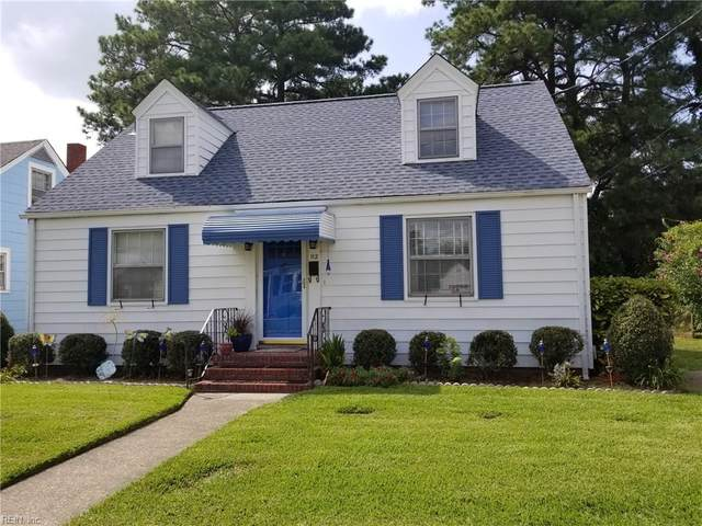 112 Idlewood Ave, Portsmouth, VA 23701 (#10340097) :: Momentum Real Estate