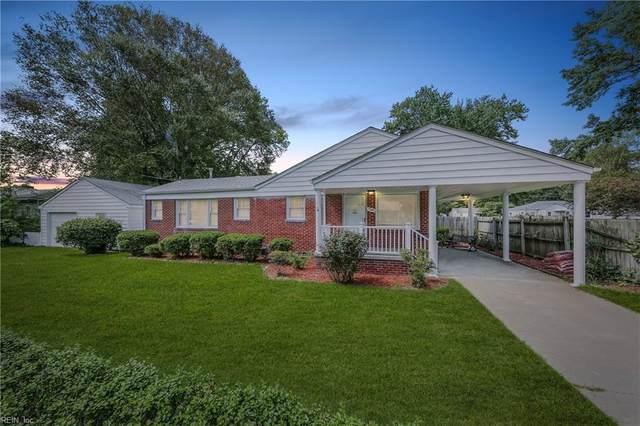 7945 Merritt St, Norfolk, VA 23518 (#10340119) :: Berkshire Hathaway HomeServices Towne Realty