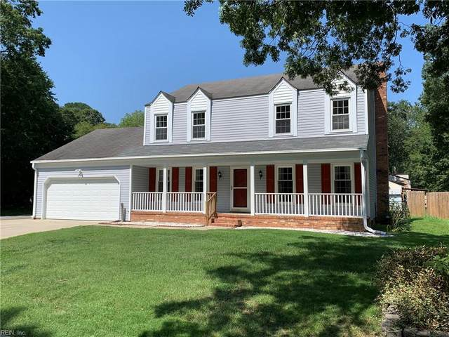 715 Pelham Dr, Newport News, VA 23608 (#10340152) :: The Kris Weaver Real Estate Team