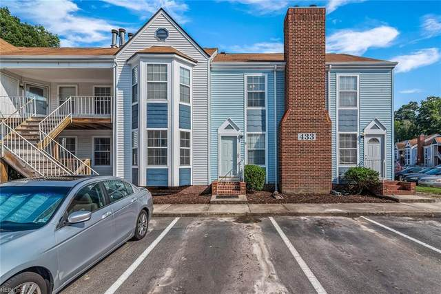 433 Lester Rd #8, Newport News, VA 23601 (#10340154) :: Atkinson Realty