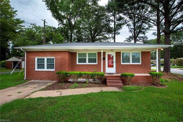 5128 Beamon Rd, Norfolk, VA 23513 (#10340186) :: Kristie Weaver, REALTOR