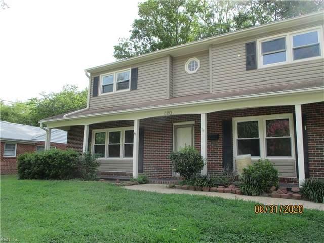 320 Malden Ln, Newport News, VA 23602 (#10340203) :: The Kris Weaver Real Estate Team