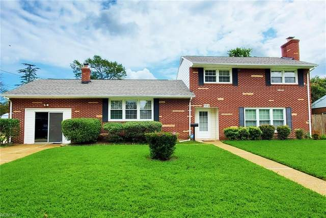 304 Hamrick Dr, Hampton, VA 23666 (#10340246) :: Encompass Real Estate Solutions