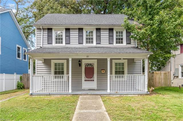 85 Gillis Rd, Portsmouth, VA 23702 (#10340257) :: AMW Real Estate