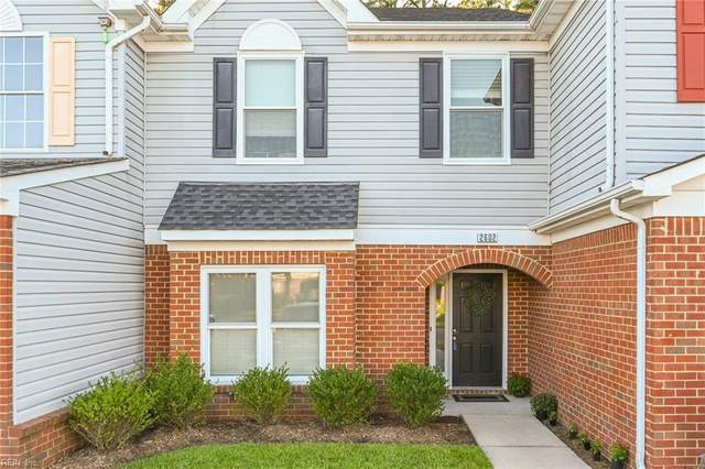 2602 Hartley St, Virginia Beach, VA 23456 (#10340286) :: Kristie Weaver, REALTOR