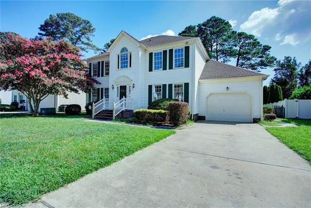 128 Pine Creek Dr, Hampton, VA 23669 (MLS #10340319) :: AtCoastal Realty