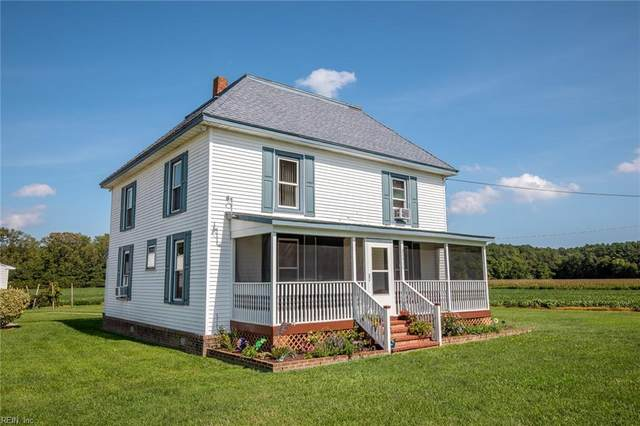 22311 Accomac Rd, Accomack County, VA 23301 (#10340350) :: Rocket Real Estate