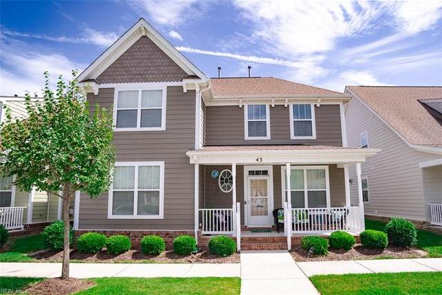 43 Rockingham Dr, Hampton, VA 23669 (#10340358) :: Momentum Real Estate