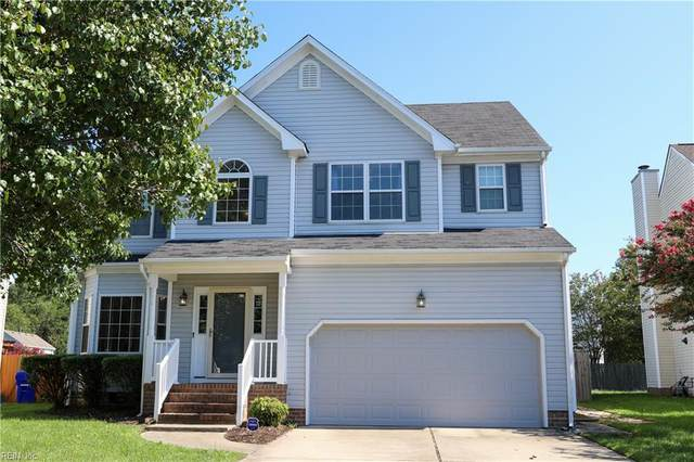 3603 Coach House Ct, Suffolk, VA 23435 (#10340372) :: Kristie Weaver, REALTOR