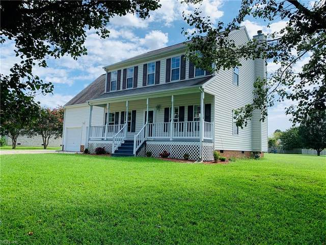205 Marsh View Ct, Isle of Wight County, VA 23314 (#10340373) :: Gold Team VA