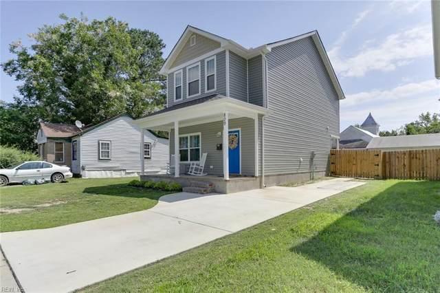 809 Garfield Ave, Suffolk, VA 23434 (#10340383) :: Berkshire Hathaway HomeServices Towne Realty