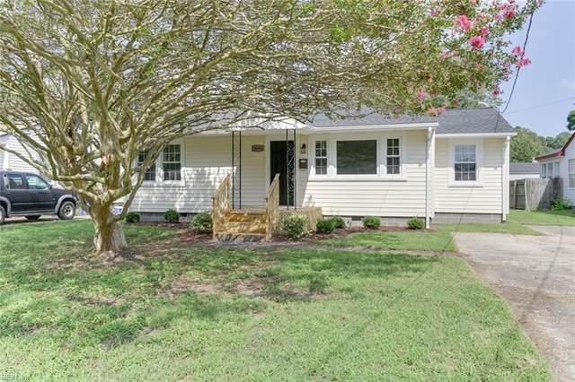 6006 Old Ave, Newport News, VA 23605 (#10340388) :: Encompass Real Estate Solutions