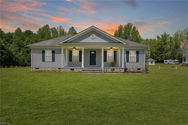 17310 Carys Bridge Rd, Southampton County, VA 23837 (#10340400) :: The Kris Weaver Real Estate Team