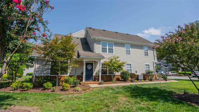455 Fairway Lookout #455, James City County, VA 23188 (#10340446) :: Encompass Real Estate Solutions