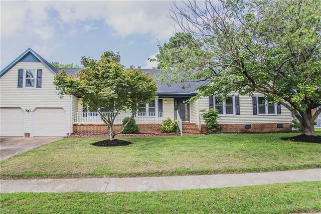 1433 Round Hill Dr, Virginia Beach, VA 23456 (#10340481) :: Gold Team VA
