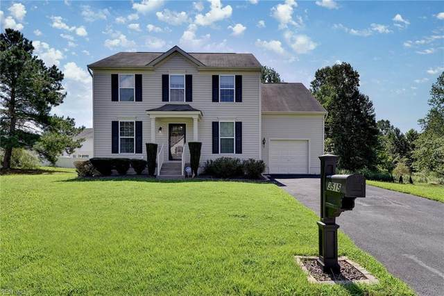 3515 Frederick Dr, James City County, VA 23168 (#10340504) :: The Kris Weaver Real Estate Team