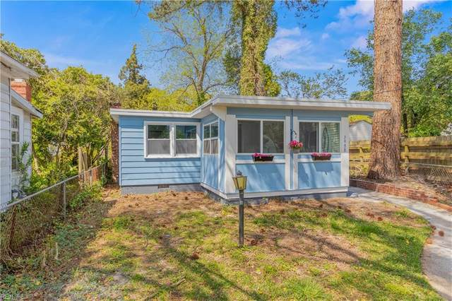 3908 Columbia St, Portsmouth, VA 23707 (#10340533) :: Encompass Real Estate Solutions
