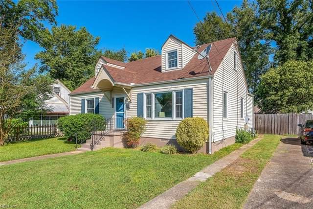 2732 Greenwood Dr, Portsmouth, VA 23702 (#10340547) :: AMW Real Estate