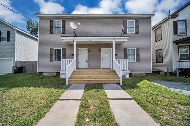 1913 Prentis Ave, Portsmouth, VA 23704 (#10340555) :: Encompass Real Estate Solutions