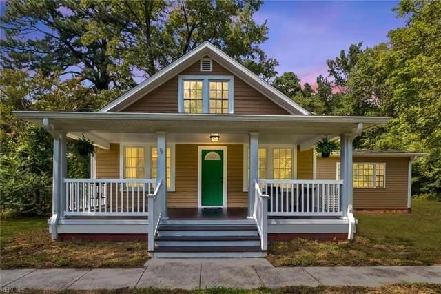 689 Fitchett's Wharf Rd, Mathews County, VA 23109 (#10340568) :: AMW Real Estate