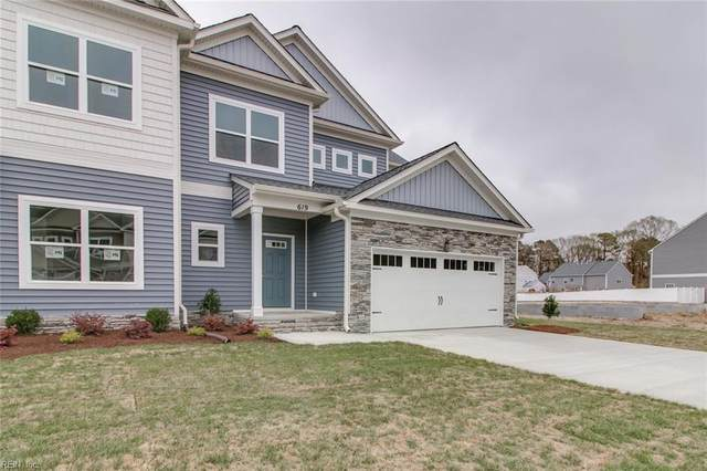 1401 Gemstone Ln, Chesapeake, VA 23320 (#10340647) :: Atkinson Realty