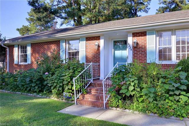 4224 Heather Rd, Portsmouth, VA 23703 (#10340734) :: Abbitt Realty Co.